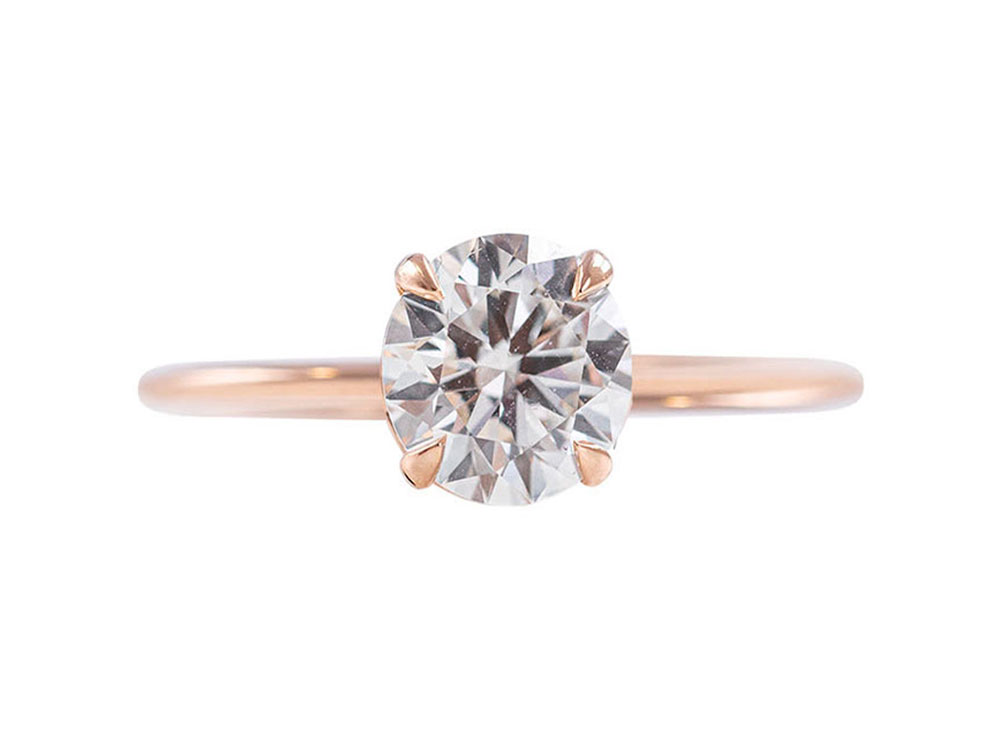 Stor by Margot Rose Engagement Ring